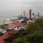 Het centrum van Guayaquil